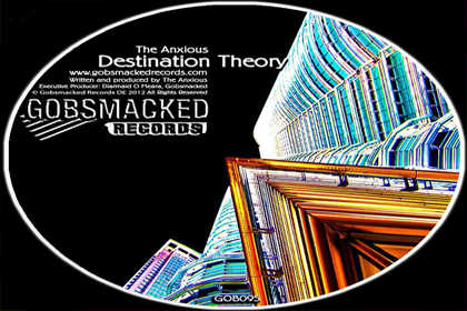/|OUT NOW - The Anxious Destination Theory