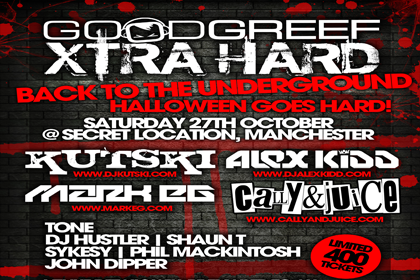 Mark EG Helps Goodgreef Xtra Hard Give Back! 